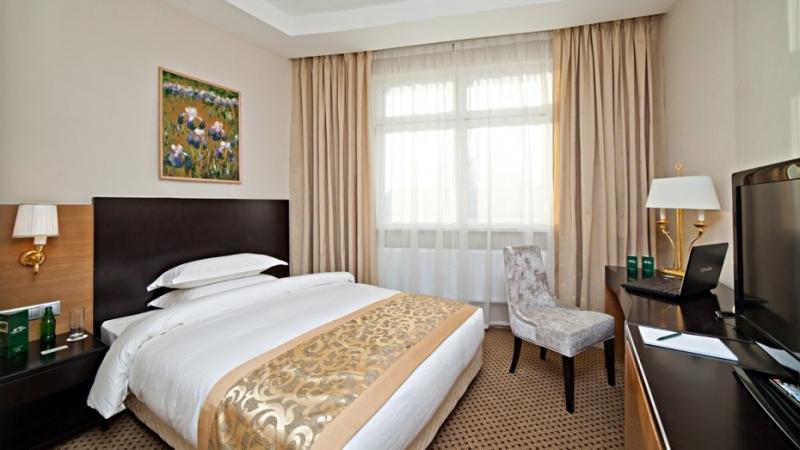 Стандарт двухместный в гостинице Альянс Гринвуд