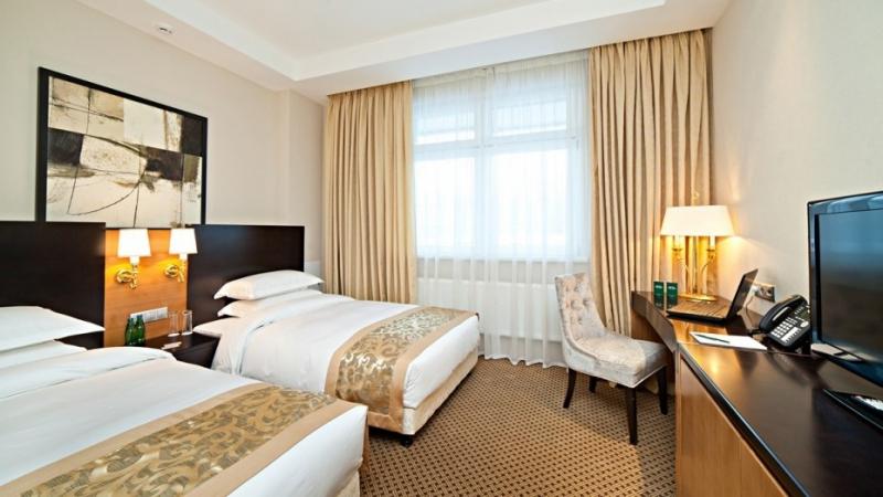 Вместительный комфорт двухместный в гостинице Альянс Гринвуд